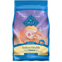 Blue Buffalo Indoor Health Chicken & Brown Rice Adult Cat Food