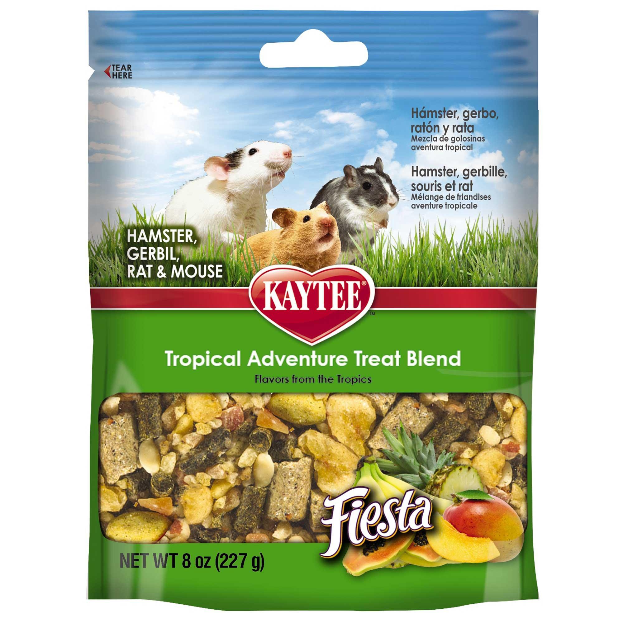 Kaytee Fiesta Tropical Adventure Small Animal Treat