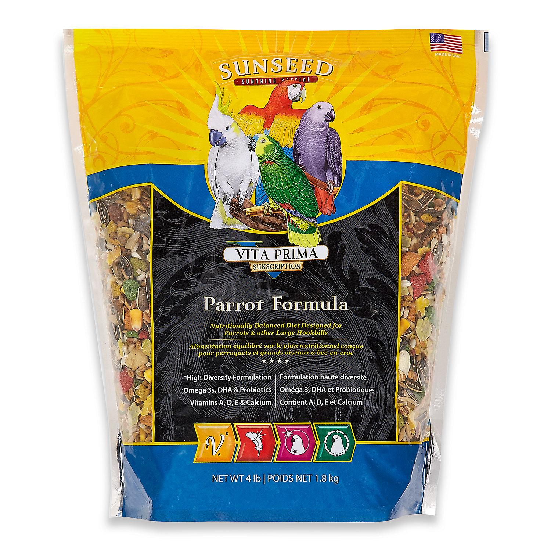 Sun Seed Vita Prima Parrot Formula