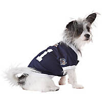 Detroit Tigers MLB Dog Jersey