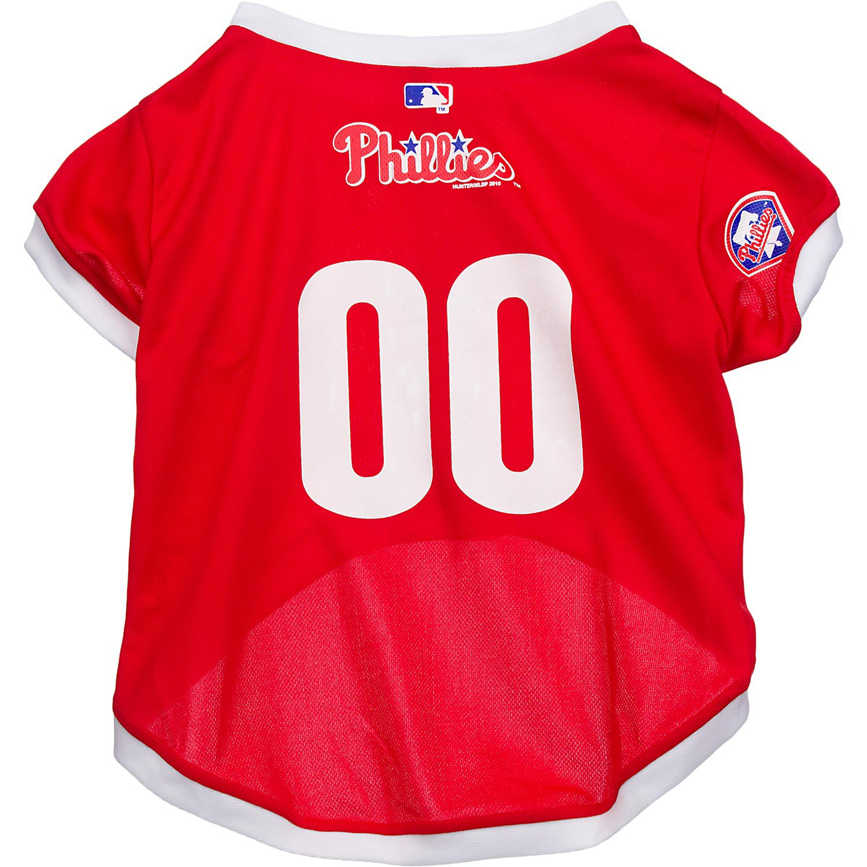 Philadelphia Phillies MLB Dog Jersey