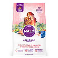 Halo Spot's Stew Salmon Recipe Dog Food