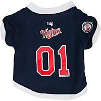 Minnesota Twins MLB Dog Jersey