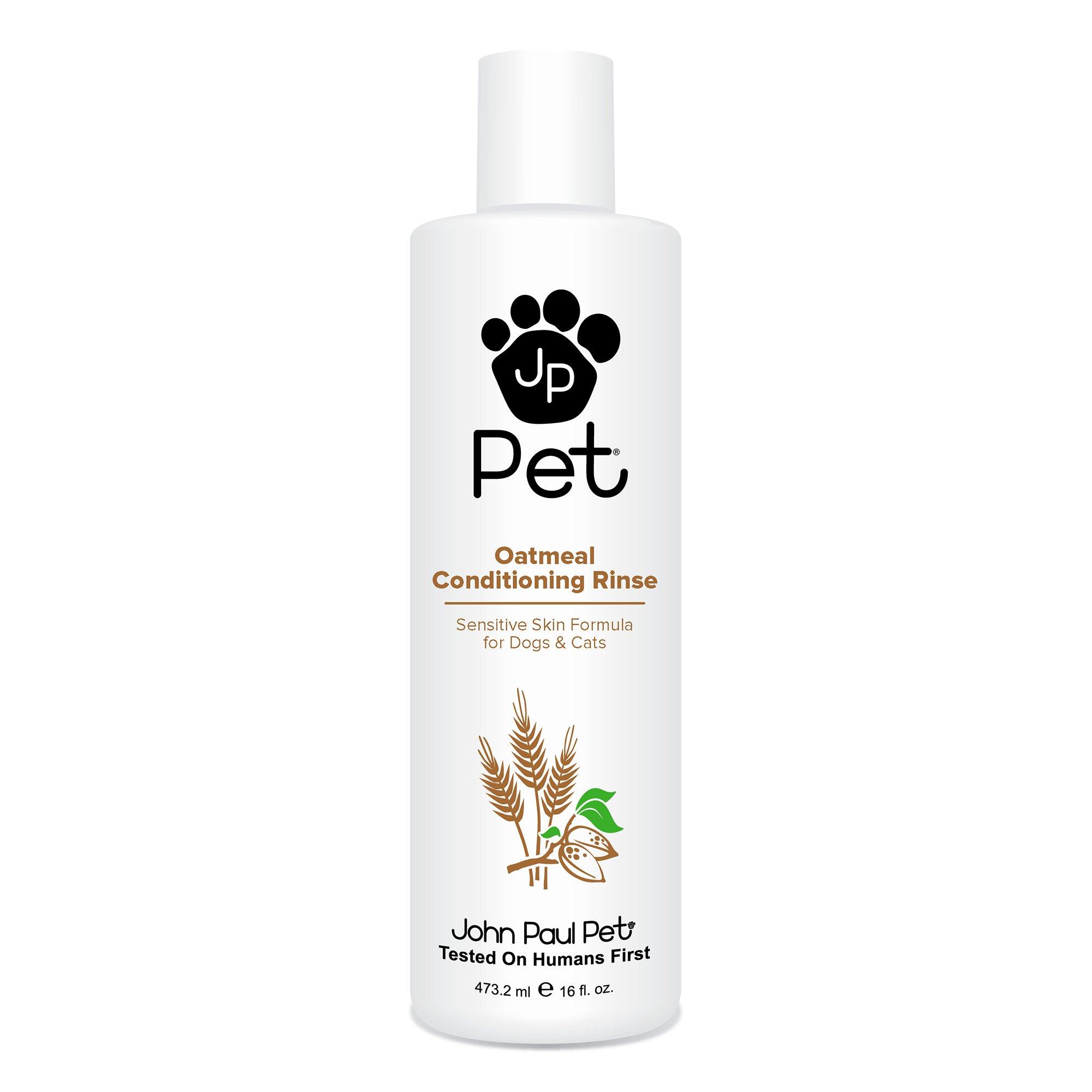 John Paul Pet Oatmeal Dog Conditioning Rinse