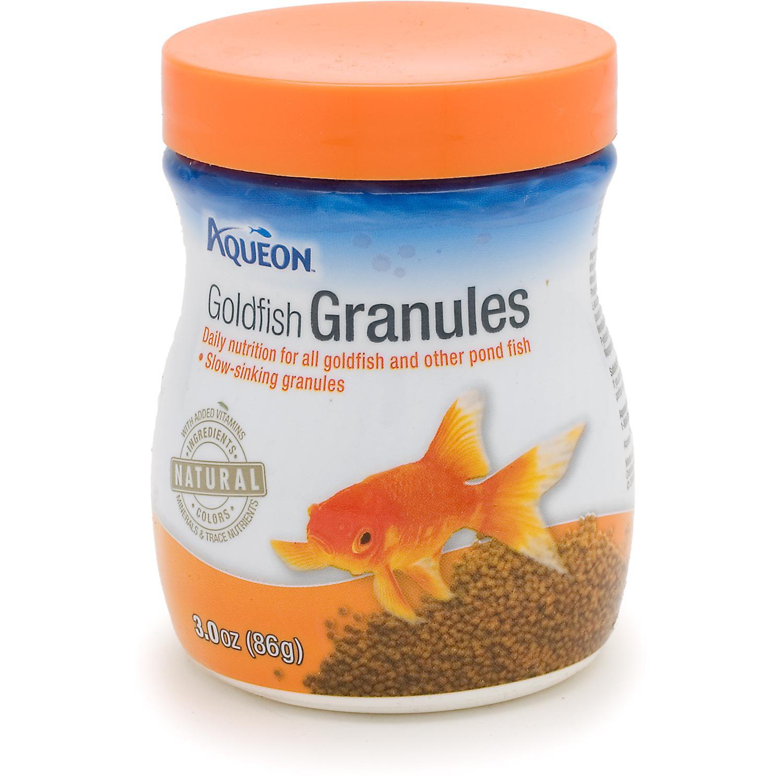 Aqueon Goldfish Granules 3 Oz.