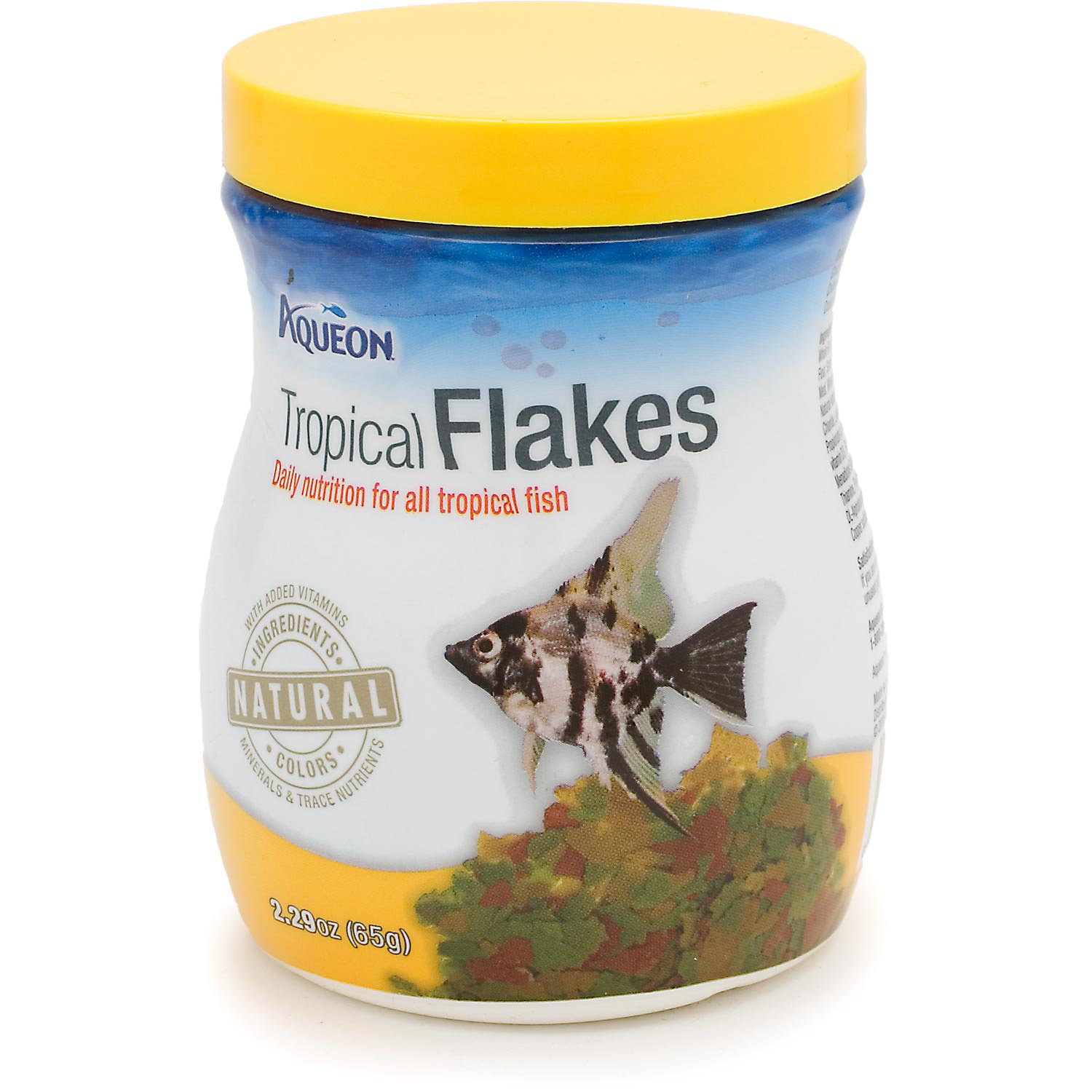 Aqueon Tropical Flakes 2.29 Oz.