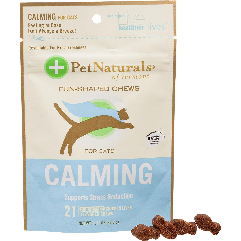 Pet Naturals Calming Cat Soft Chews