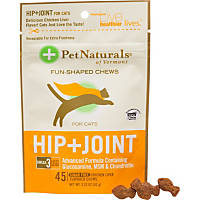 Pet Naturals Hip + Joint Cat Soft Chews