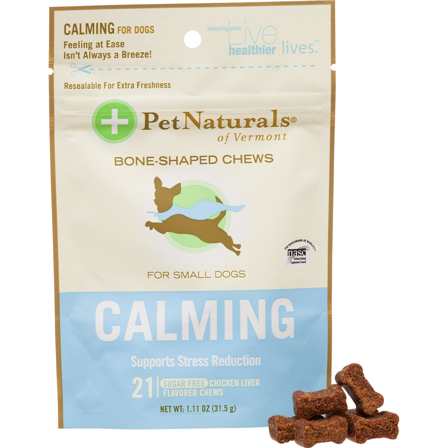 Pet Naturals Calming Soft Chews for Dogs