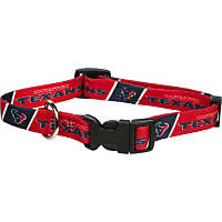 Houston Texans NFL Dog Collar
