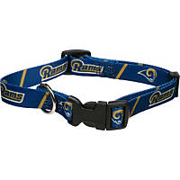St. Louis Rams NFL Dog Collar