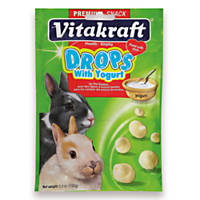 Vitakraft Yogurt Drops for Rabbits