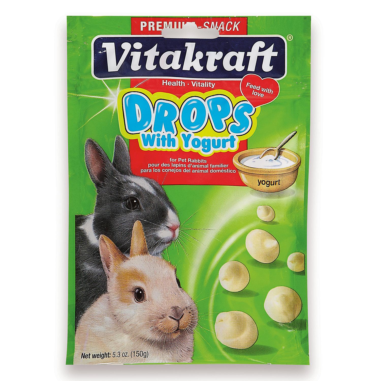 Yogurt Drops for Rabbit Treat - 5 oz