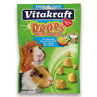 Vitakraft Orange Drops for Guinea Pigs