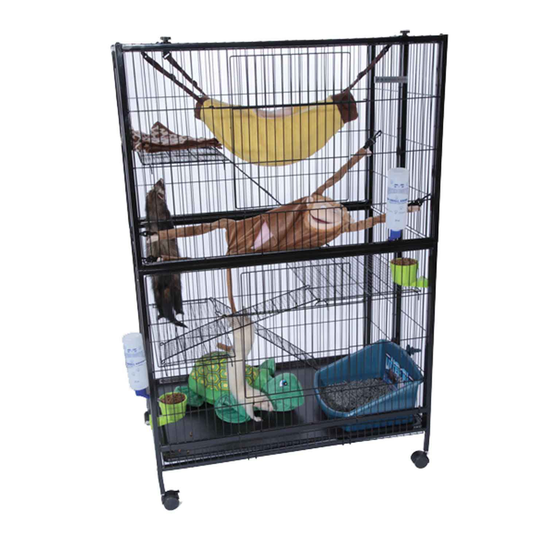 Marshall Pet Products Folding Ferret Mansion
