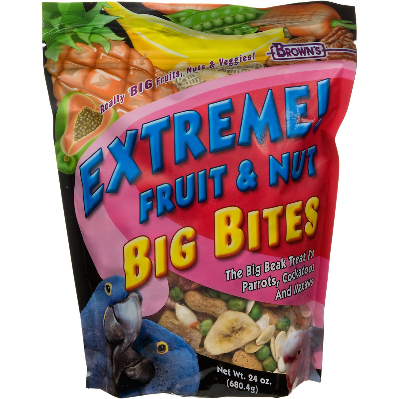 Brown's Extreme! Fruit & Nut Big Bites Treat