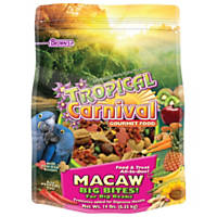 Brown's Tropical Carnival Gourmet Macaw Food
