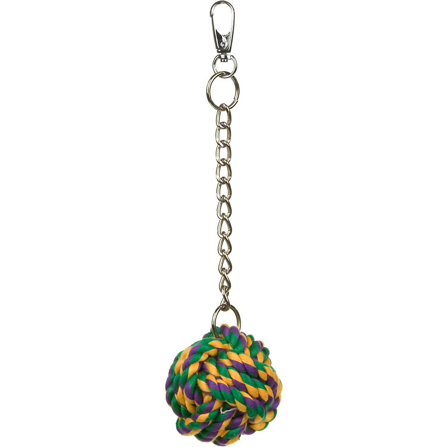 Multipet Nuts for Knots Bird Toy