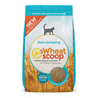 sWheat Scoop Natural Wheat Scoopable Cat Litter