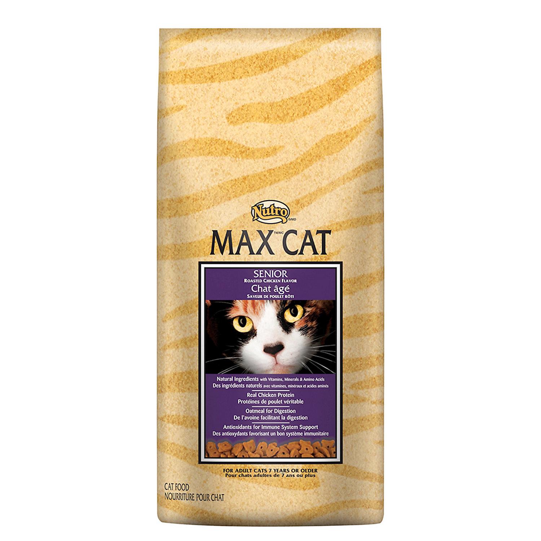 Petco Nutro Max Dry Cat Food Senior