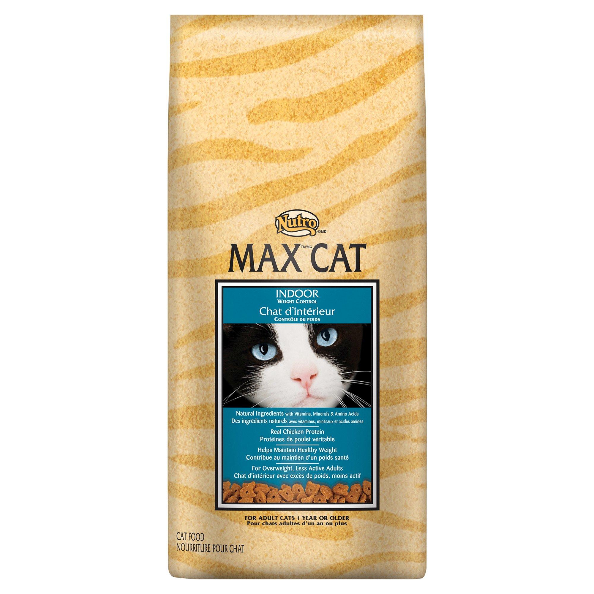 Nutro Max Cat Food Indoor Weight Control