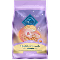 Blue Buffalo Healthy Growth Chicken & Brown Rice Kitten Food