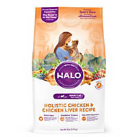 Halo Spot's Stew Indoor Formula Chicken Recipe Cat Food