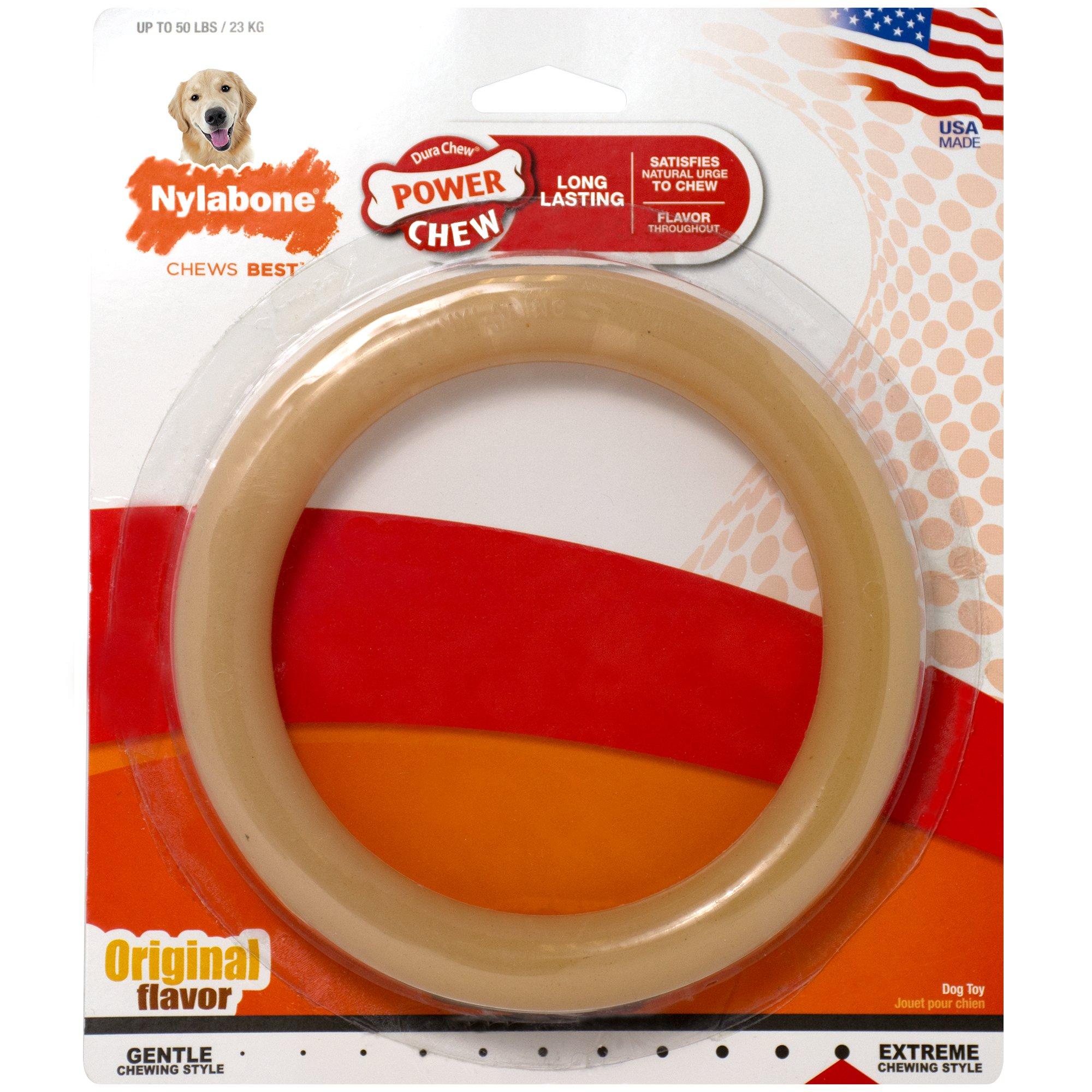 Nylabone Ring Dog Toy