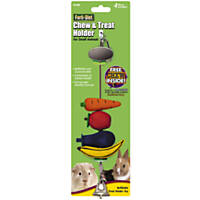 Super Pet Ka-Bob Treat Dispensing Small Animal Toy