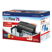 Aqueon QuietFlow 55/75 Aquarium Power Filter