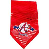 Atlanta Braves MLB Dog Bandana