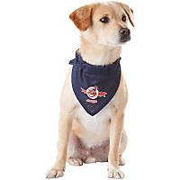 Cleveland Indians MLB Dog Bandana