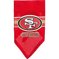 San Francisco 49ers NFL Dog Bandana