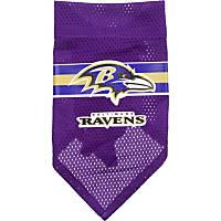 Baltimore Ravens NFL Dog Bandana