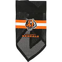 Cincinnati Bengals NFL Dog Bandana