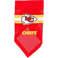 Kansas City Chiefs NFL Dog Bandana