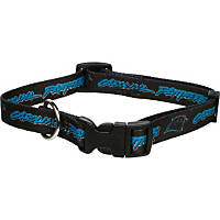 Carolina Panthers NFL Dog Collar