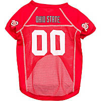 Ohio State Buckeyes College Pet Jersey