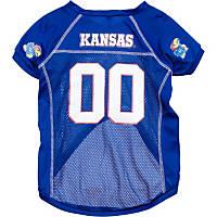 Kansas Jayhawks College Pet Jersey