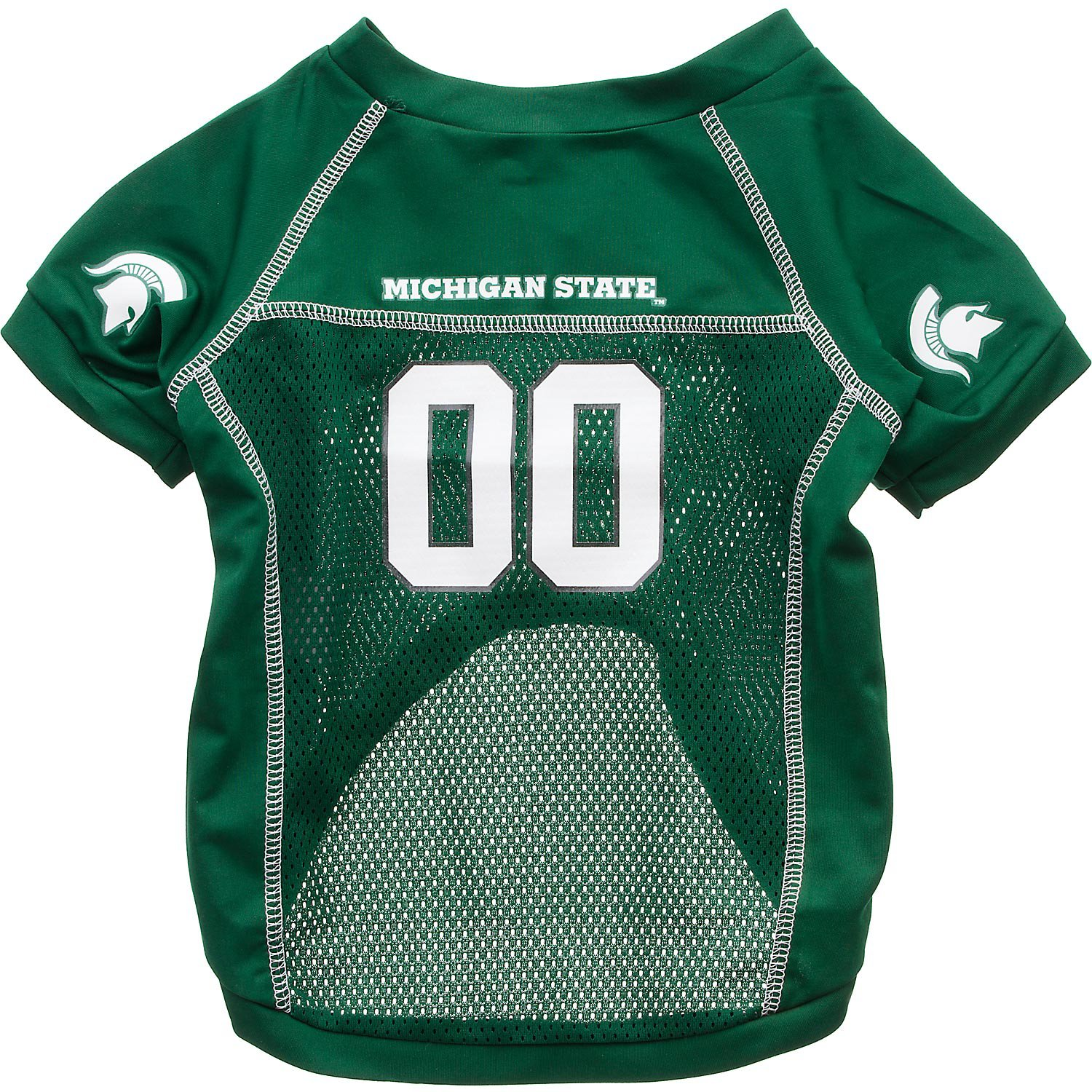 Michigan State Spartans College Pet Jersey