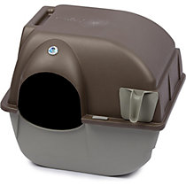 cat litter, boxes & accessories