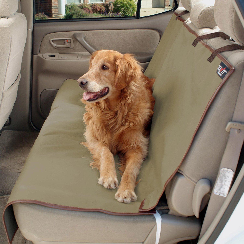 Solvit Waterproof Bench Seat Cover in Tan