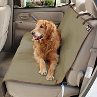 Solvit Waterproof Bench Seat Cover in Tan