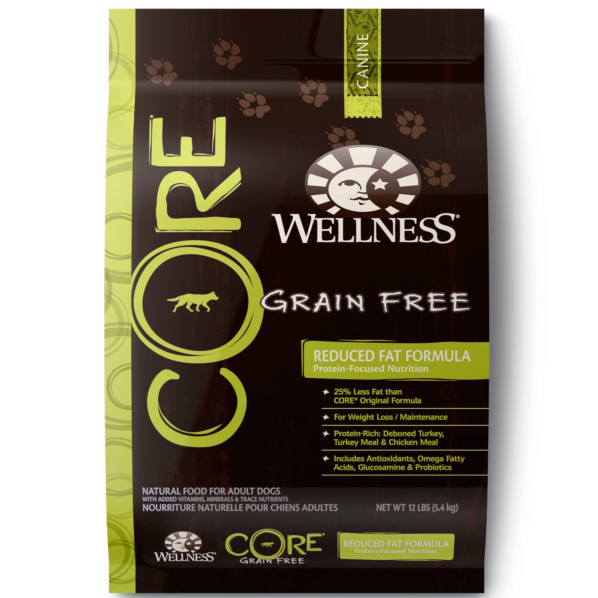 Wellness Core Adult Dog Food
