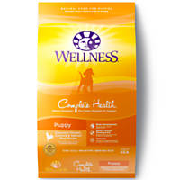 Wellness Complete Health Deboned Chicken Oatmeal & Salmon Meal Puppy Food