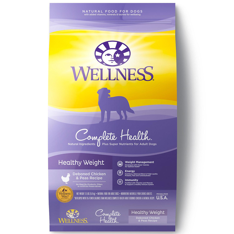 Wellness Complete Health Healthy Weight Deboned Chicken