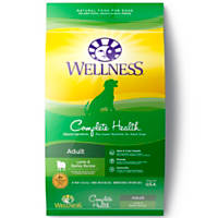 Wellness Complete Health Lamb & Barley Adult Dog Food