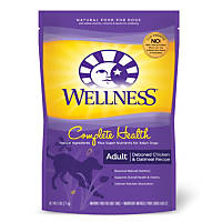 Wellness Complete Health Deboned Chicken & Oatmeal Adult Dog Food