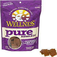 Wellness Pure Rewards Jerky Bits Dog Treats