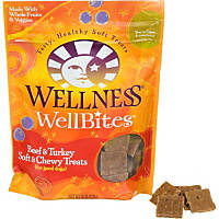 Wellness WellBites Beef & Turkey Soft & Chewy Dog Treats